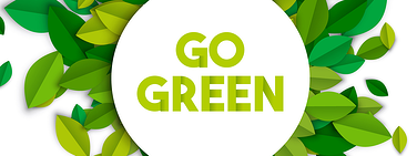 Go-green-email-banner