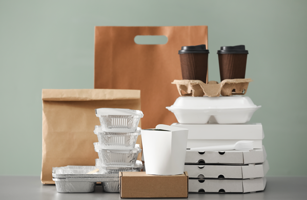 Restaurant Takeout Containers