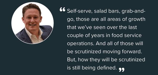 Salad Bar Quote