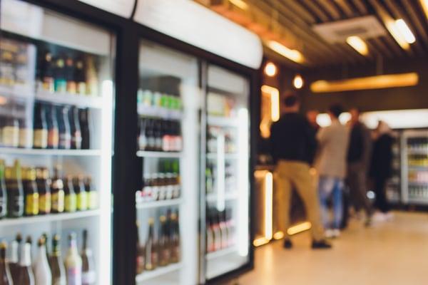 off-premise beer sales
